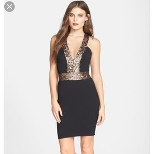 Dress the Population Rylee Sequined Dress